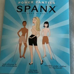 SPANX POWER PANTIES